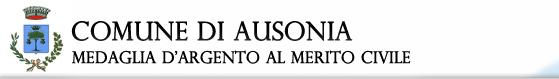 Comune di Ausonia - sito web ufficiale dell'Amministrazione comunale