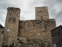 Ausonia FR castello